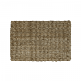 Handgeweven jute vloerkleed - 120x180 cm