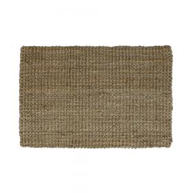 Handgeweven jute vloerkleed - 140x200 cm