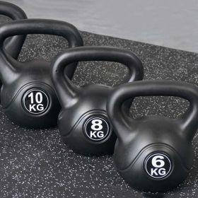 Kettlebell set van 3 stuks - 6, 8 en 10 kg - Voor binnen en buiten
