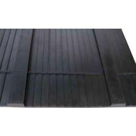 Rubber laadklep mat - 155 x 175 cm
