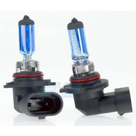 Xenonlooklampen Halogeen 'Blue Ice Racing' H10 (4200K) 12V/42W, set à 2 stuks ECE-R37