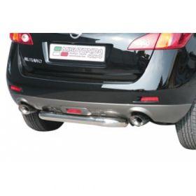 Rearbar Nissan Murano vanaf 2008 76mm