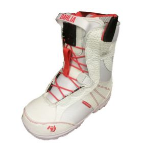 Northwave Dahlia White softboots - Speed Lacing systeem