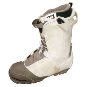 Northwave Freedom Grey/White softboots - Speed Lacing systeem