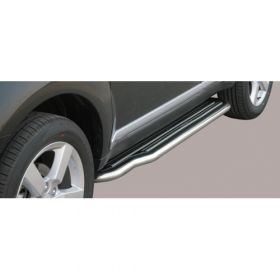 Sidebars Mitsubishi Outlander 2007-2009 Long Steps