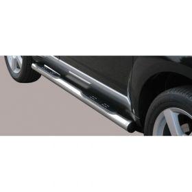 Sidebars Mitsubishi Outlander 2007-2009 Steps 76mm
