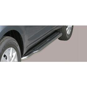 Sidebars Daihatsu Terios 2006-2008 Long sidesteps