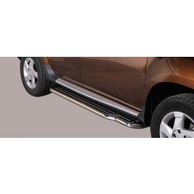 Sidebars Dacia Duster