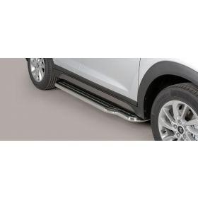 Sidesteps Hyundai Tucson 2015