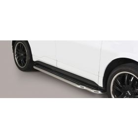 Sidesteps Ford Edge 2016