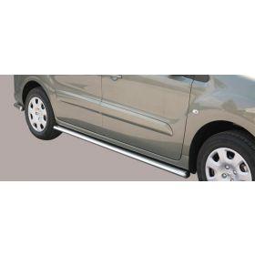 Sidebars Peugeot Partner Ovaal