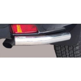 Rearbar (hoeken) Toyota Landcruiser 150 5-deurs