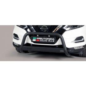 Pushbar Nissan Qashqai - Zwart - 2014/2016 - 2017/Nu