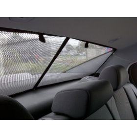 Privacy shades Peugeot 508 sedan 2011