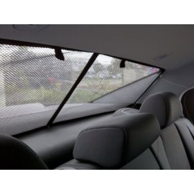 Privacy shades Mitsubishi Outlander III 2013  incl PHEV