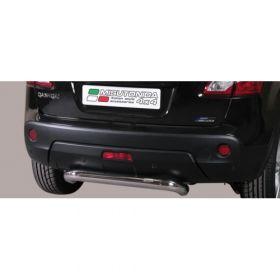 Rearbar Nissan Qashqai 2010 76mm