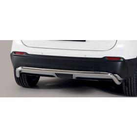Rearbar Nissan Qashqai 2017