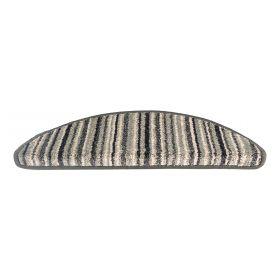 trapmat relax antraciet stripe