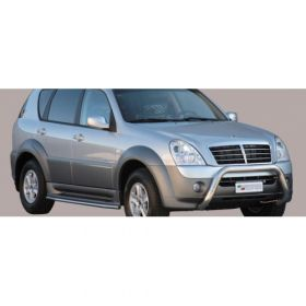 Pushbar Ssangyong Rexton II 76mm