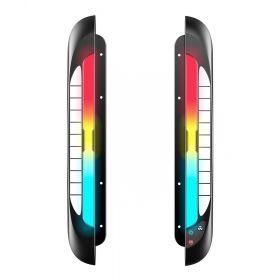 RGB LED light unit voor (gaming) bureau