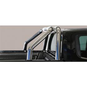 Roll bar Nissan Navara NP 300 2016 - Design
