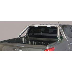 Roll bar Fiat Fullback D.C. 2016 - Design