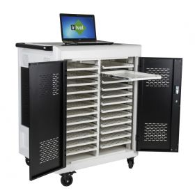 Laptopkar Safecart 24 PRO+