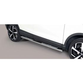 Sidebars Nissan Qashqai - Design