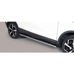 Sidebars Nissan Qashqai - Ovaal
