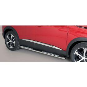 Sidebars Peugeot 3008 - 2016/Nu - Design