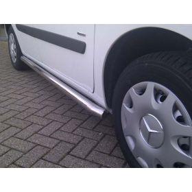 Sidebars - MB Citan - 2012+ MAXI wielbasis 3081mm