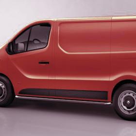 Sidebars Opel Vivaro Korte wielbasis