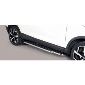 Sidesteps Nissan Qashqai 2017