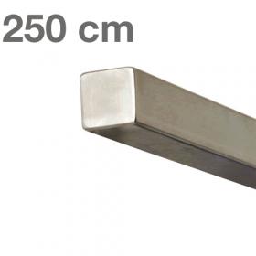 RVS Vierkante Trapleuning 250 cm