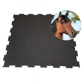 Stalmat tegels met puzzelsysteem - 15 mm dik