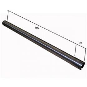uitlaatmontage buis straight 43 mm 790
