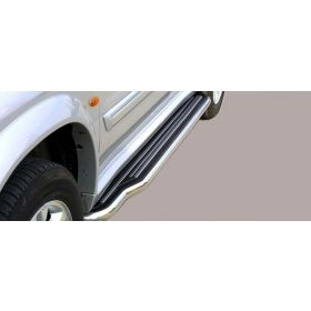 Sidebars Suzuki XL7 Sidesteps 50mm