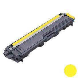 IVOL vervangende toner met chip voor Brother TN-247YN - Alternatief voor TN-247 en TN-243 - Geel