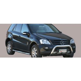 sidebars mercedes ml va 2006