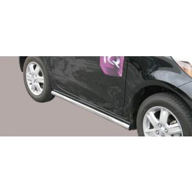 Sidebars Toyota IQ 50mm