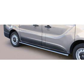 Sidebars Renault Trafic L1 2014 - Rond