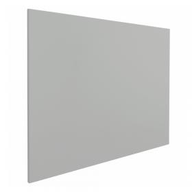 frameloos whiteboard grijs 80x110 cm