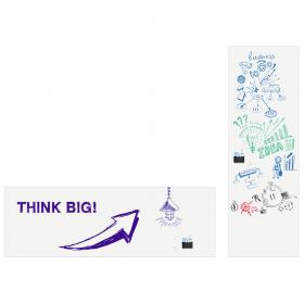 WRAP-UP whiteboard folie zelfklevend 101x150 cm