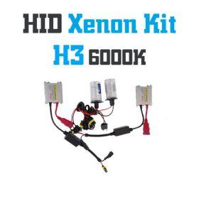 Xenon H3 Kit - 6000K