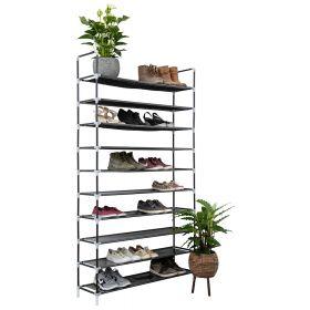 schoenenrek IVOL zwart 50 paar