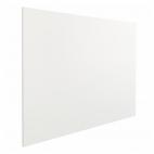 Whiteboard zonder rand - 90x120 cm